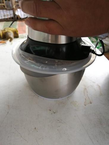 家用小型绞肉机_汉佳欧斯绞肉机怎么样质量好不好,亲自使用评测(价格49元 ...