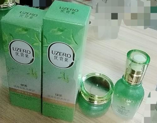 优资莱化妆品怎么样属于什么档次,绿茶套装使用体验  美容护肤品 护肤品 化妆品 护肤 抗氧化 美容 洁面 第6张