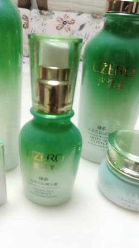 优资莱化妆品怎么样属于什么档次,绿茶套装使用体验  美容护肤品 护肤品 化妆品 护肤 抗氧化 美容 洁面 第3张