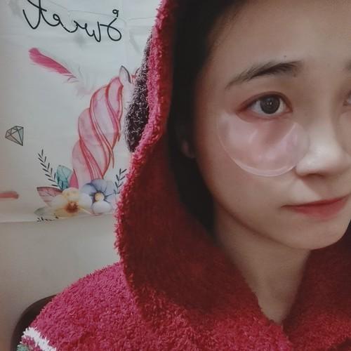 潘达眼膜效果怎么样真的好用吗,真实使用体验(淡化黑眼圈)  眼霜 美妆 黑眼圈 眼膜 潘达眼膜 第5张